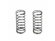 Front Shock Spring, 3.2 Rate, Silver - TLR5174