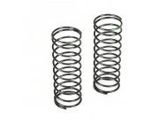 Front Shock Spring, 3.5 Rate, Green: 22T - TLR5182