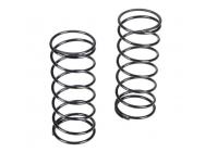 Front Shock Spring, 4.1 Rate, Black: 22T - TLR5184