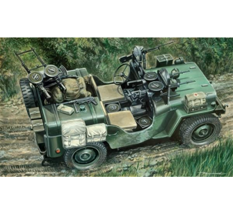 Commando Car Italeri 1/35 - T2M-I320