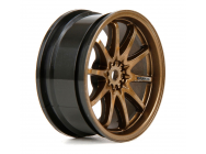 Wheel FR Volk Racing CE28N 54x26mm Bronze (2) - VTR43023