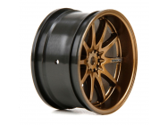 Wheel RR Volk Racing CE28N 54x30mm Bronze (2) - VTR43024