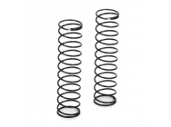 Rear Shock Spring Medium Silver (2): TWH - VTR233024
