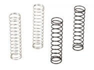 Shock Spring Set Soft/Firm (4):SLK - VTR213025