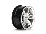 Wheel FR 14  Corvette Z51 54x26mm Black (2) - VTR43033