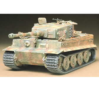 Tiger I version tardive Tamiya 1/35 - TAM-35146