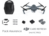 Pack Mavic Pro combo Fly More + Assurance DJI Care - BDL-MAVICPCCARE
