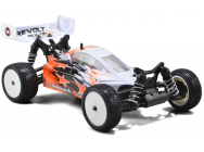 REVOLT 3.0 EP 1/10 RTR ORANGE HobbyTech - 1.REV.BX10.OR