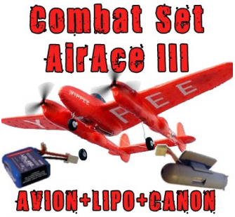 Airace III Duel Combat Pack Yippee - ACM-AAA4012DF