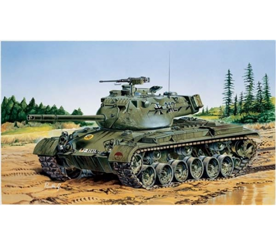 M47 Patton Italeri 1/35 - T2M-I6447
