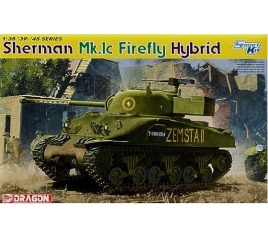 Sherman Firefly IC Dragon 1/35 - T2M-D6228