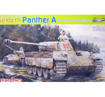 Panther A Fin de Production Dragon 1/35 - T2M-D6358