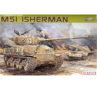 M51 Isherman Dragon 1/35 - T2M-D3539