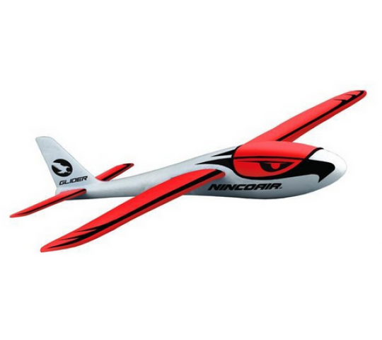 NincoAir Glider 550mm Rouge - NH92020-R