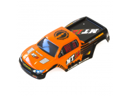 Carrosserie MT12 Orange - FunTek - FTK-MT12/002