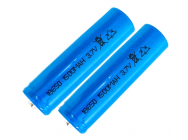 Batteries 3.7V 1500mAh  2 pieces - FunTek - FTK-MT4-24