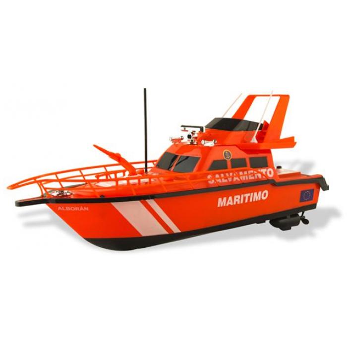 Recherche de Bateau RC maquette Vedette SNSM pour Léo Vedette-de-sauvetage-en-m-nh99022