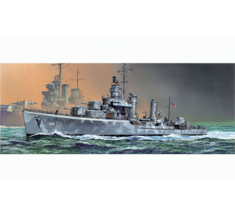 USS Buchanan DDG-484 Dragon 1/350 - T2M-D1021