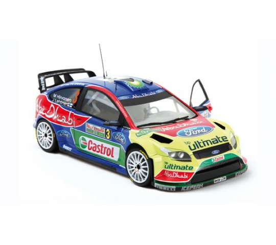 Ford Focus WRC AD Team Similr 1/24 - T2M-SR121001