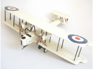 VICKERS VIMY 1918 WHITE - BOI-VIMY-WH