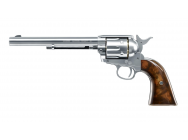 Replique revolver Legends western cowboy 8  Nickel - .PG2971