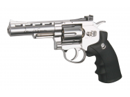 Replique revolver Dan wesson - ASG - CO2 silver 4  - .PG1920