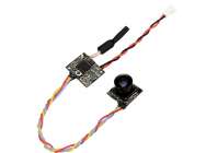 Camera FPV avec emetteur video 5.8Ghz 40CH 25mW integre Eachine - SKU577586