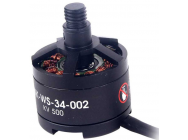 SCOUT X4 Brushless motor(levogyrate thread) WK-WS-34-002 - WALSCOUTX4-Z-11