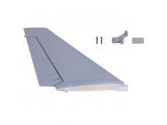 FMS 70MM YAK130 VERTICAL STABILIZER - FMSPS103GRY