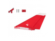 FMS 70MM YAK130 VERTICAL STABILIZER - FMSPS103RED