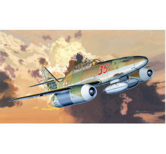 Messerschmitt Me262B Dragon 1/48 - T2M-D5512
