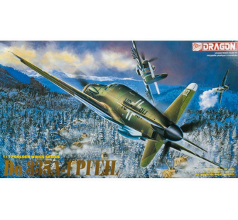 Dornier Do335A-1 Pfeil Dragon 1/72 - T2M-D5009