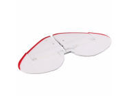 ROC HOBBY WACO RED HORIZONTAL STABILISER - ROC-KE104-RED