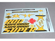 ROC HOBBY 1100MM MXS DECAL SHEET - ROC-KH111