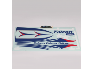 ROC HOBBY FALCON DECAL SHEET  - ROCKM110