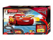 Carrera First Disney Cars 3 Carrera 1/43 - .T2M-CA63010