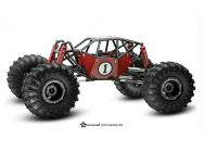 Gmade 1-10e R1 Rock Buggy 4WD Crawler RTR Rouge 1/10e- GM51011-TBC