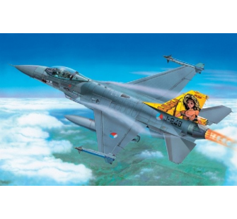 F-16A Fighting Falcon Italeri 1/48 - T2M-I2654