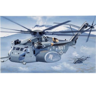 MH-53E Sea Dragon Italeri 1/72 - T2M-I1065