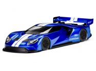 PROTOFORM  FORD GT  200MM PAN CAR GT REGULAR CLEAR BODY - PL1549-30