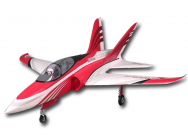 FMS Super Scorpion Jet 90mm EDF Red PNP - FMS097RE