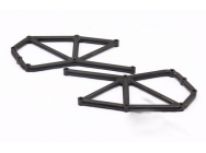 Roll Cage -Rear Wing Mount (2) For Dragon Hammer V2 - FIDDHN008