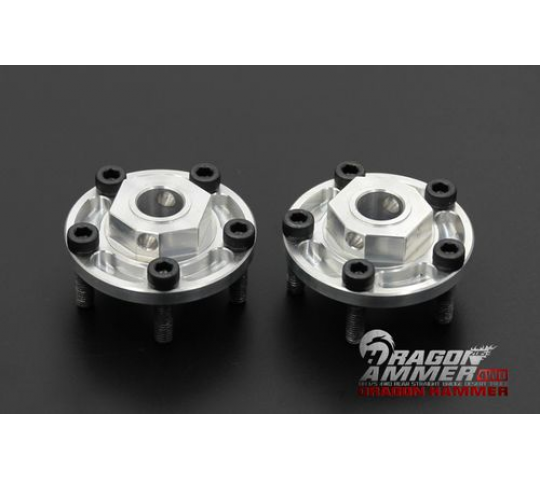 Front Wheel Extender (2) For Dragon Hammer V2 - FIDDHN114-1