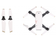 2 paires d helices blanches DJI Spark - 4730F-CS2-W