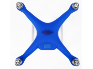 Protection silicone bleue DJI Phantom 4/ADV/PRO - DJI-BHT-08-B