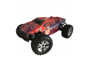VOITURE SCRAPPER ROUGE 1/10 4x4 BRUSHED RTR - RC712R