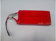 Accu reception LIPO 4000mAh 2S2P 7,4V - 803480SH20-COPY-1