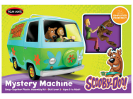 1:25 Scooby Doo Mystery Machine (Snap Kit) - POL901