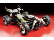 Dual Ridge Black Metallic Tamiya 1/10 - TAM-47355