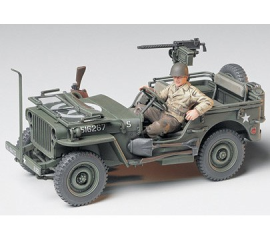Jeep Willys 1/4 Ton Tamiya 1/35 - TAM-35219